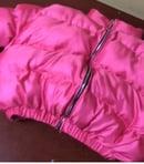 Image 1 of Hot Pink Kay Puffy Jacket