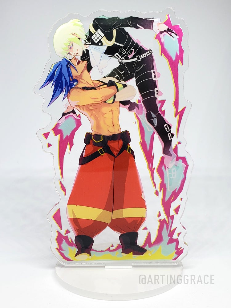 Image of [Acrylic Stand] Promare - Galolio