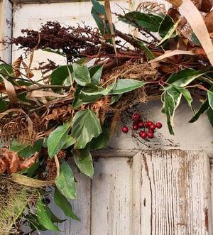 Image of Wild Boho Wreath Workshop