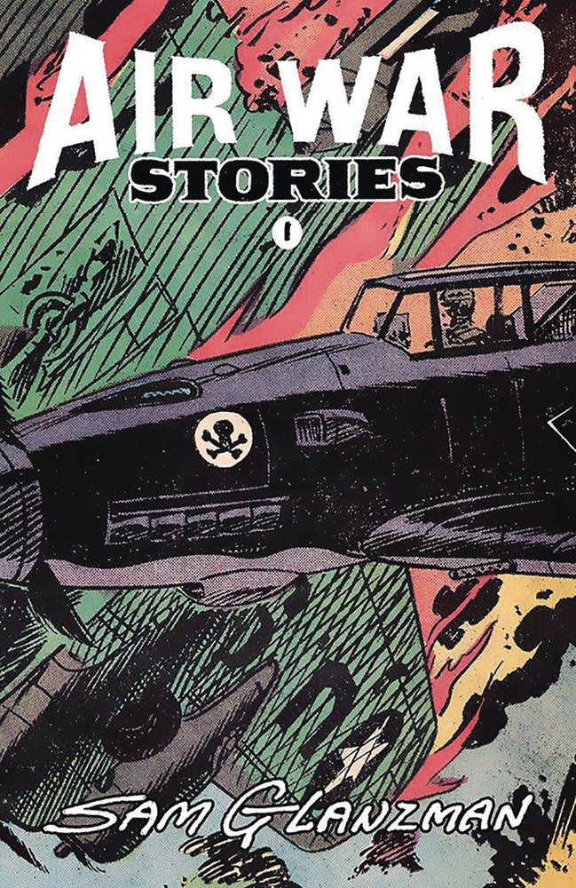 Image of AIR WAR STORIES #1 (Cover A)