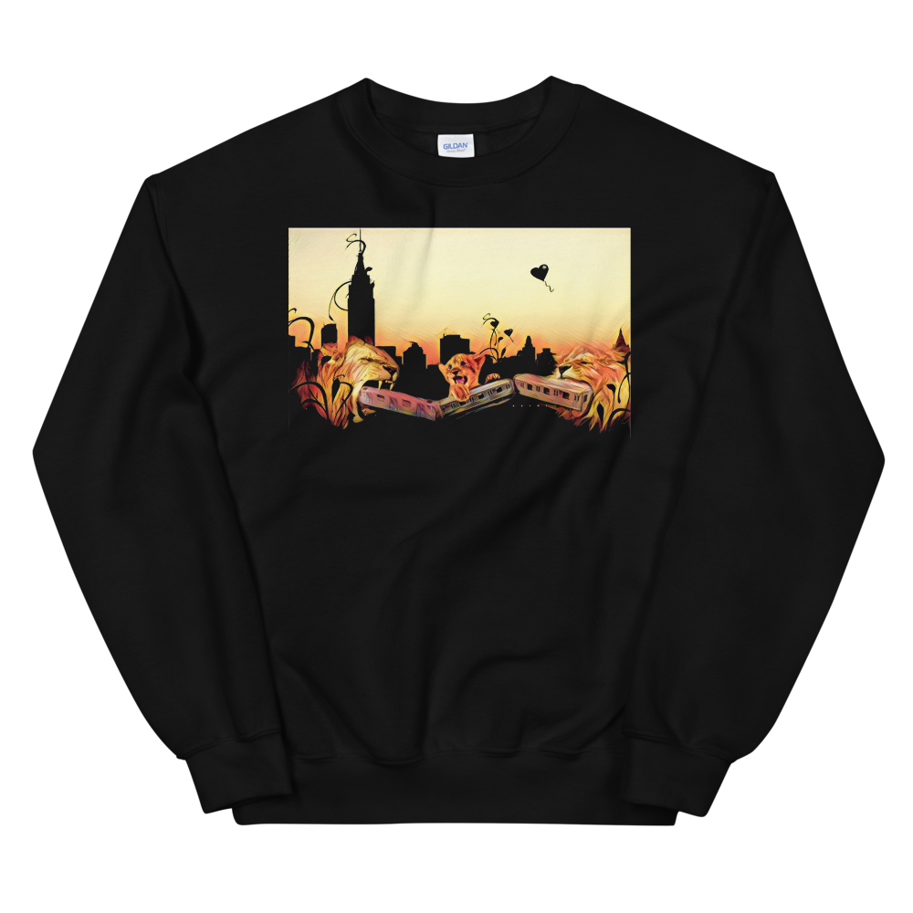 Image of Lion's Den Sweat shirt