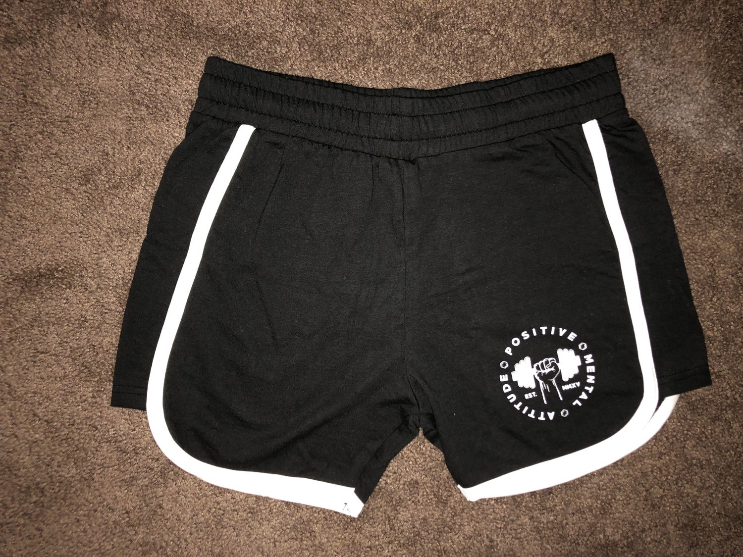 Image of Women's PMA Fitwear Booty Shorts