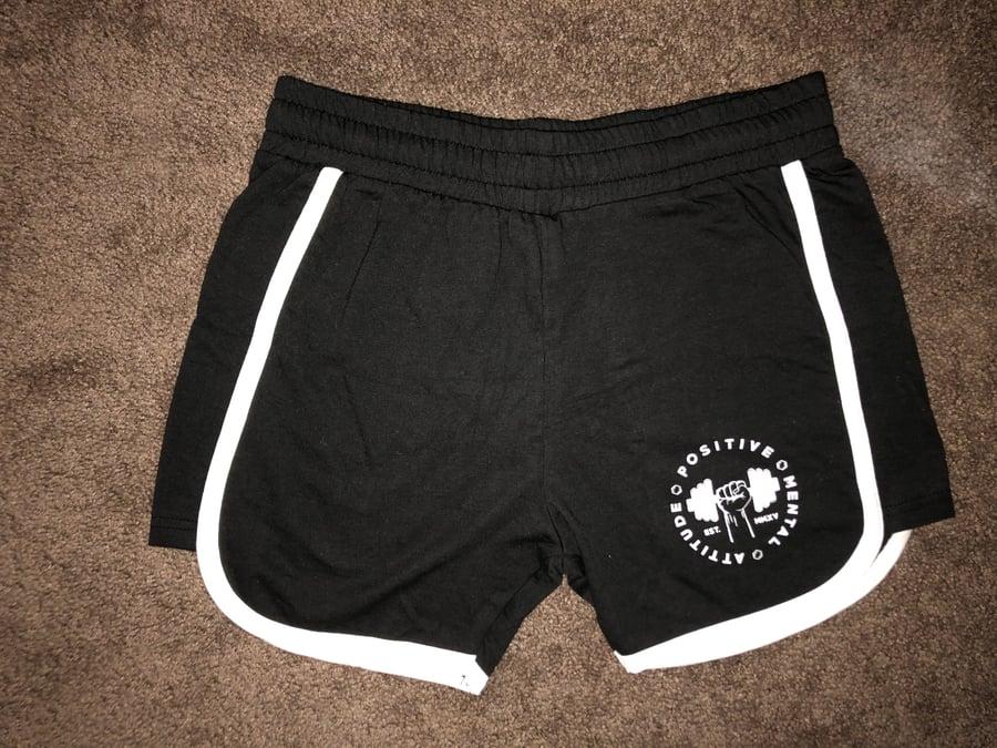 Image of Women's PMA Fitwear Booty Shorts