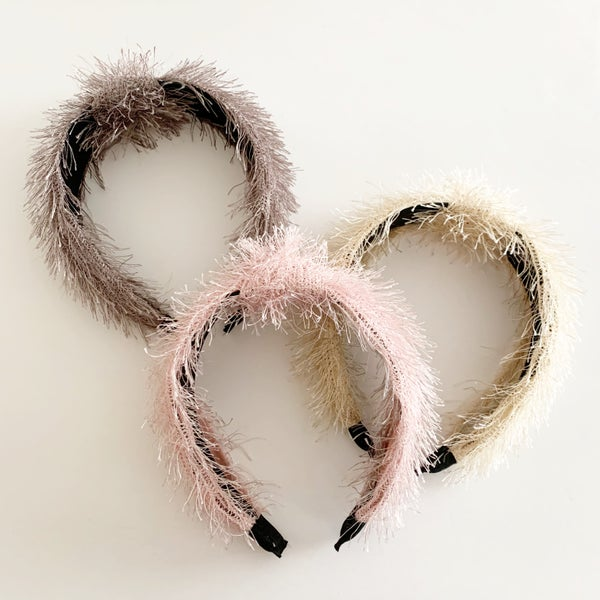 Image of Shimmer Fringe Headband