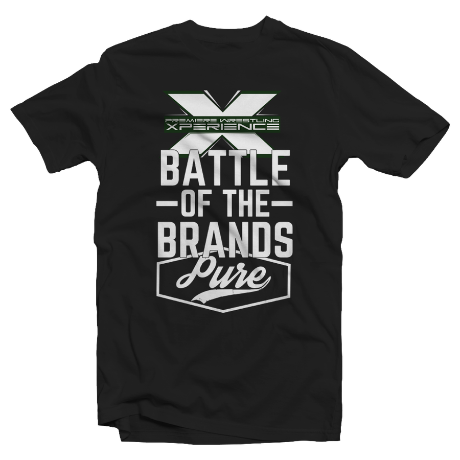 Image of Battle of the Brands - PWX vs PURE - Event T-Shirt