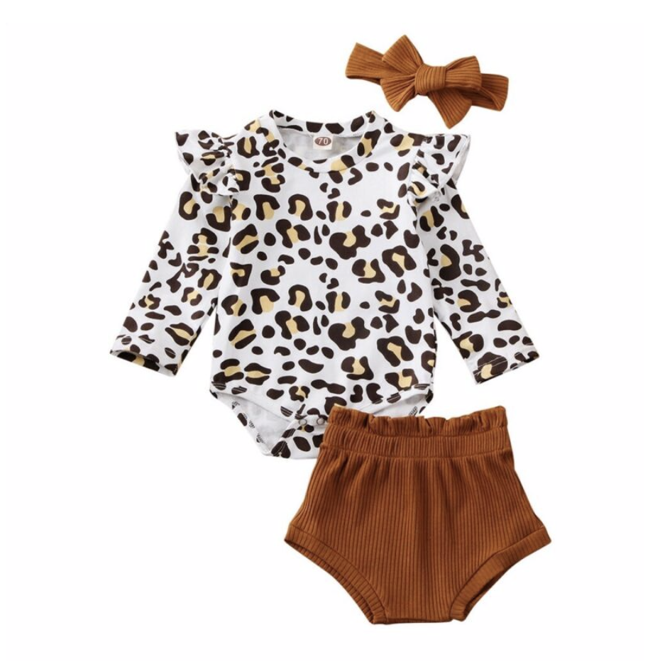 Saydee Leopard Outfit