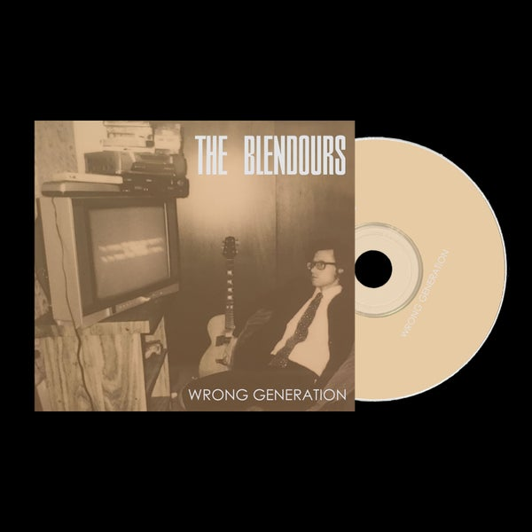 "Image of CD: The Blendours ""Lost Generation"""