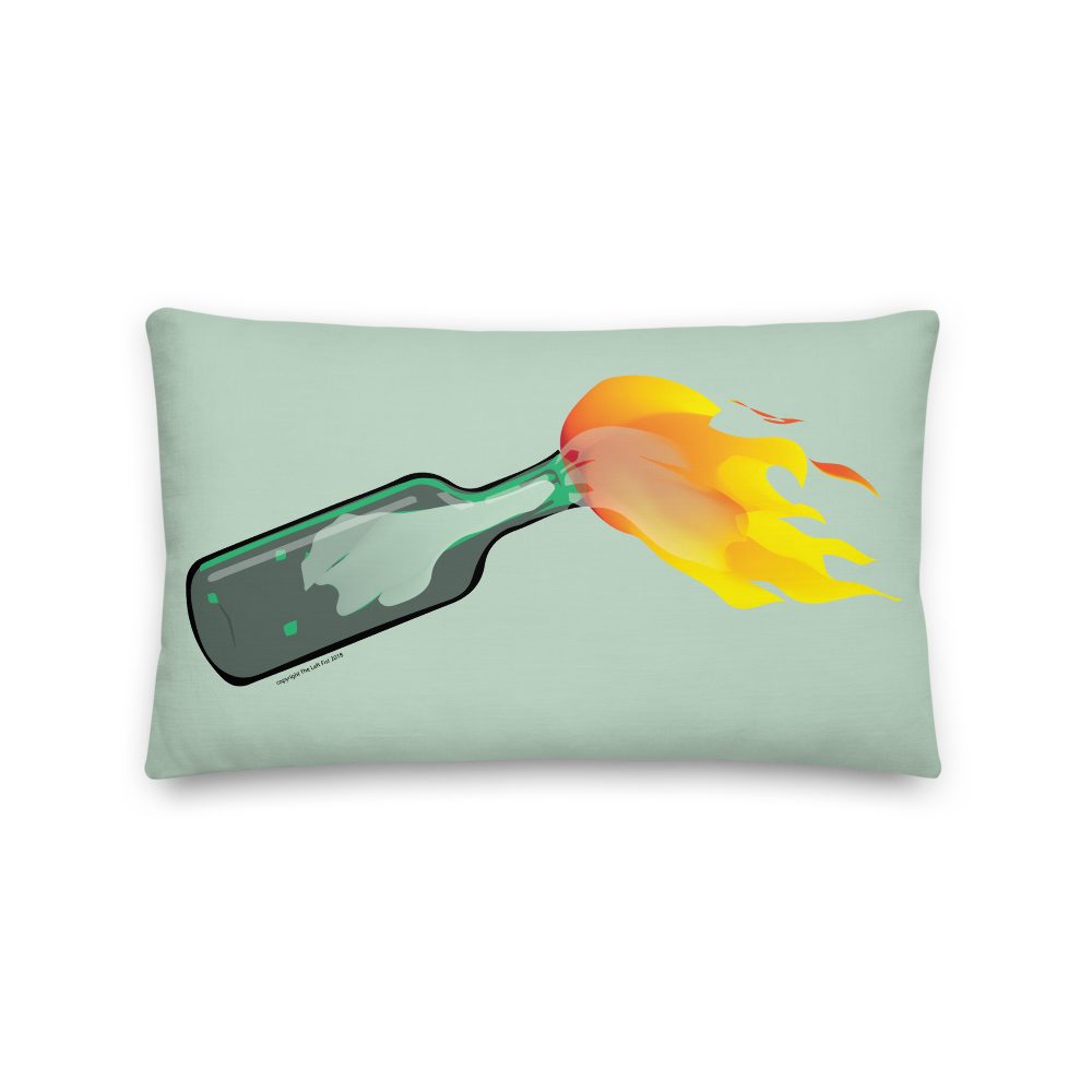 Image of Molotov Pillow