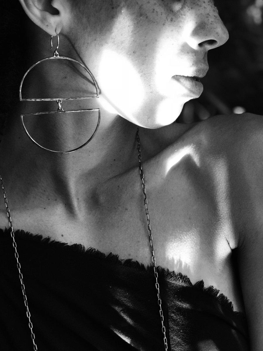 Image of Slice Earrings
