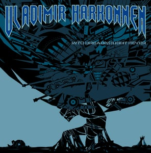 Image of Vladimir Harkonnen -  Into Dreadnought Fever LP + Magazine (Reissue)