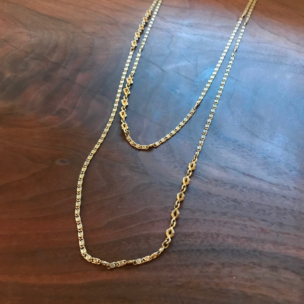 Image of Brass chain