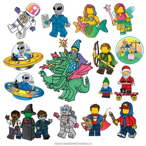 Image of SciFi/Fantasy Series  15 Pack - Free Shipping USA