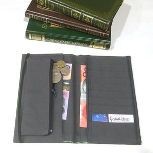 Image of Charles Dickens Book Wallets