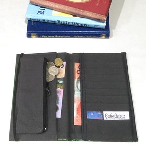 Image of Shakespeare, Little Women, Baby Dragons Book Wallets