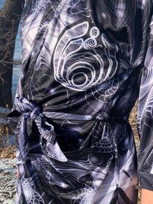 Papa Bear - Monochromatek Kimono