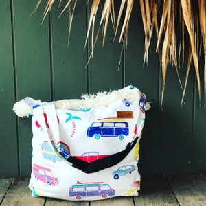 Image of The Vacay Fringe Bag