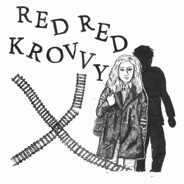 Image of RED RED KROVVY - LP
