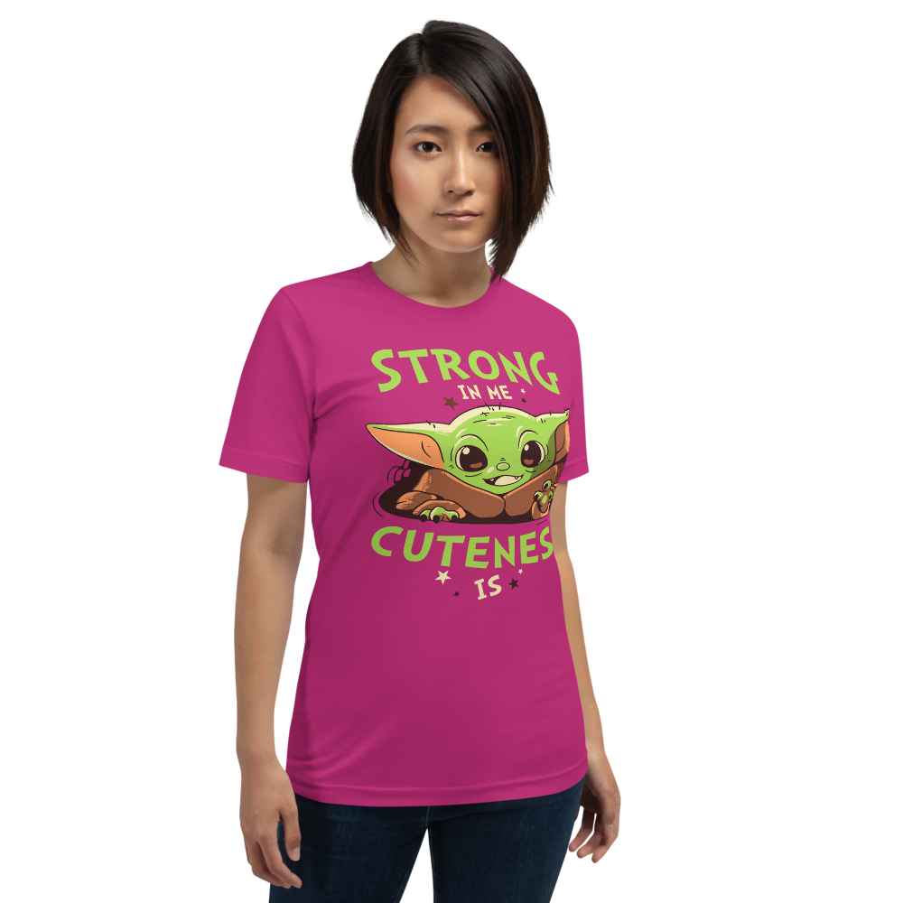 Image of Strong In Me Cuteness Is