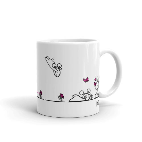 Image of (3rd Party fulfillment) Mugs - Mini Draffi Adventure - Butterfly