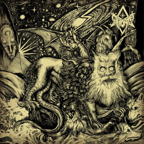Image of Caronte - Wolves of Thelema 12'' LP
