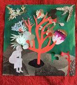 Image of Det röda trädet
