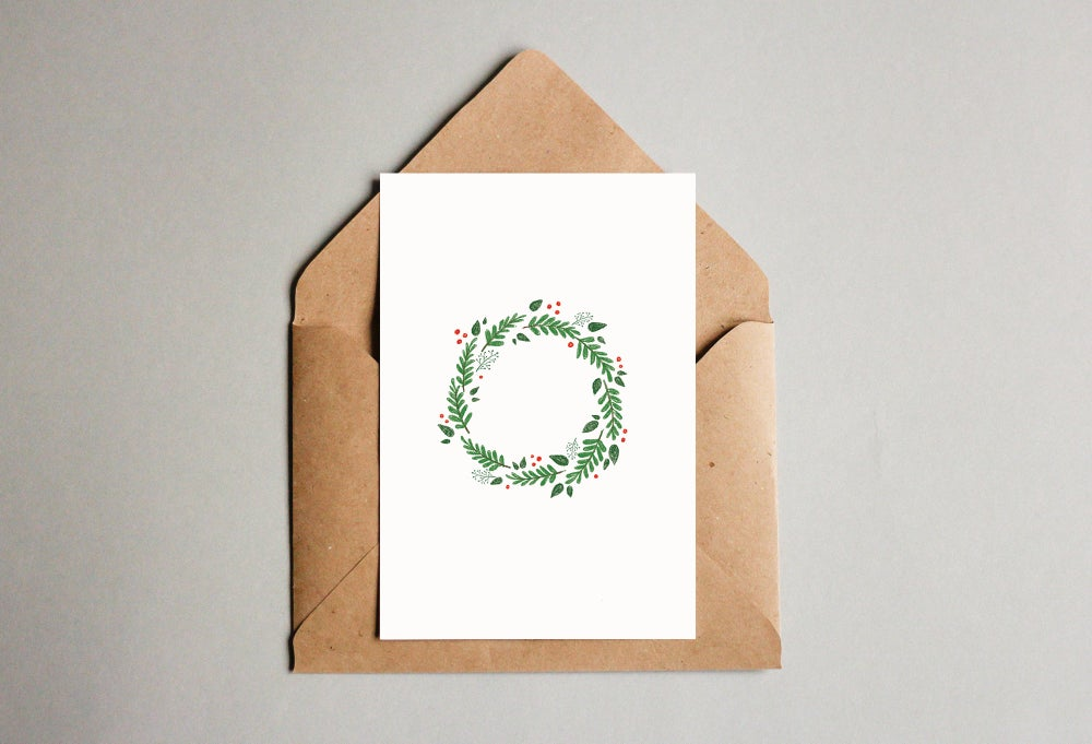 Image of Unique holiday cards