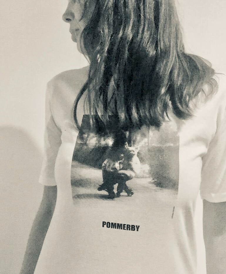 Image of POMMERBY T-Shirt Limited-Edition 80 Stck.