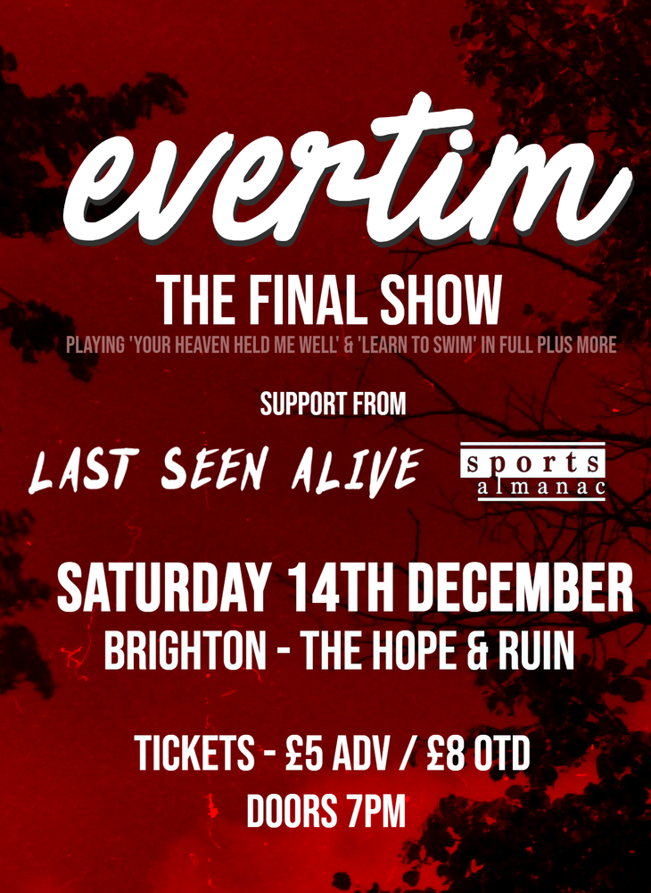 Image of The Final Show - Advance Ticket