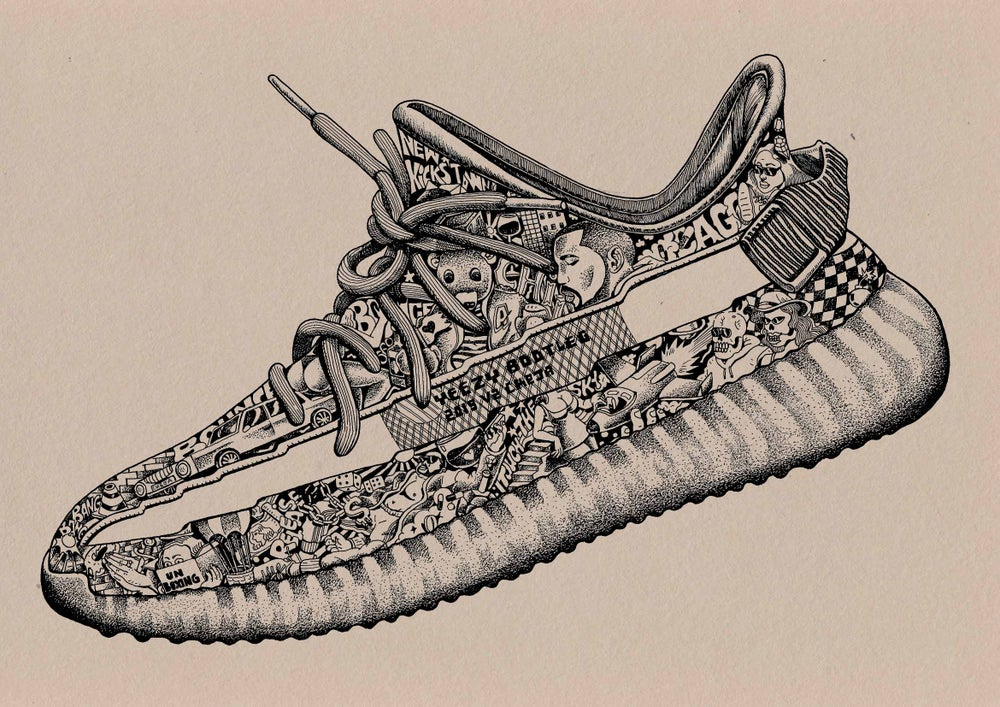 Image of Yeezy Boost