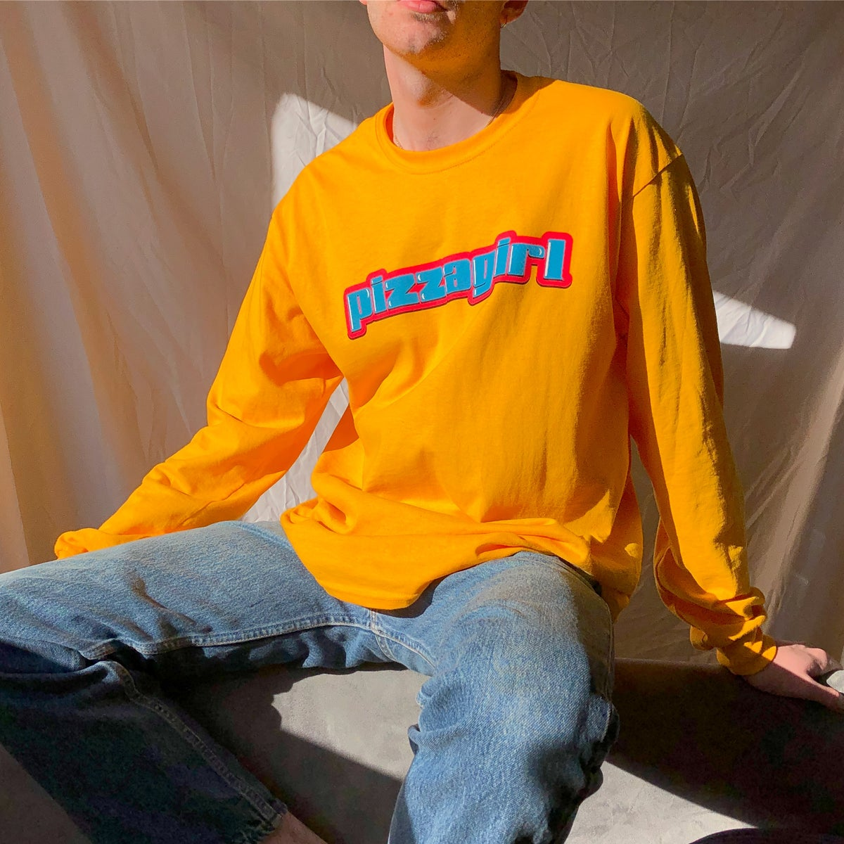 """Image of Pizzagirl  """"2001"""" T-Shirt"""
