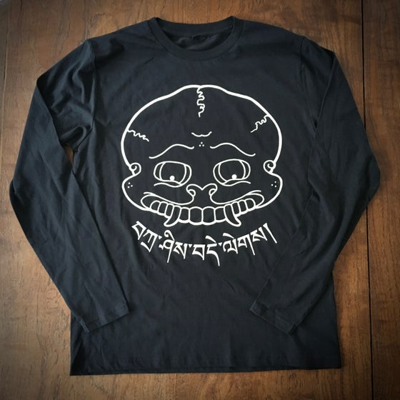 Image of Tashi Delek 'Long Sleeve' 108 Backprint