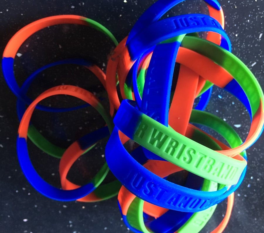 Image of JUST ANOTHER WRISTBAND!!!