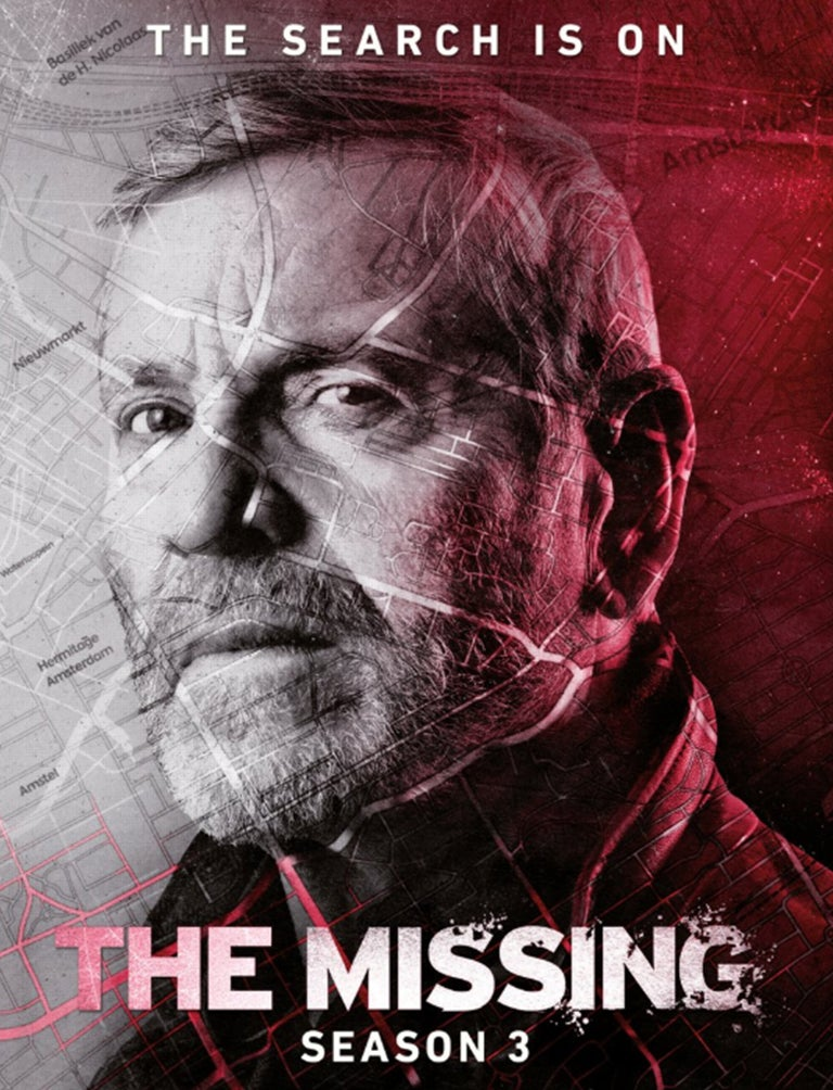Image of The Missing 3 (DVD BOX)