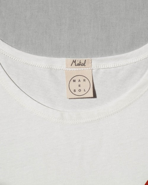 Image of TEE-SHIRT MISTRAL . édition limitée .