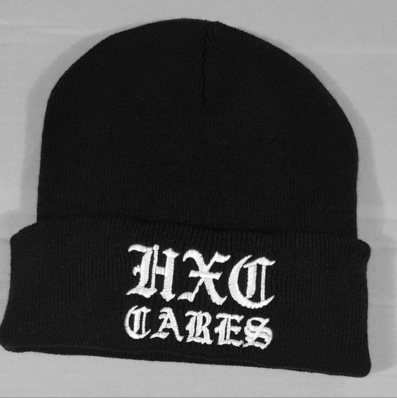 Image of NOUVEAU!! Bonnet Brodé HXC CARES