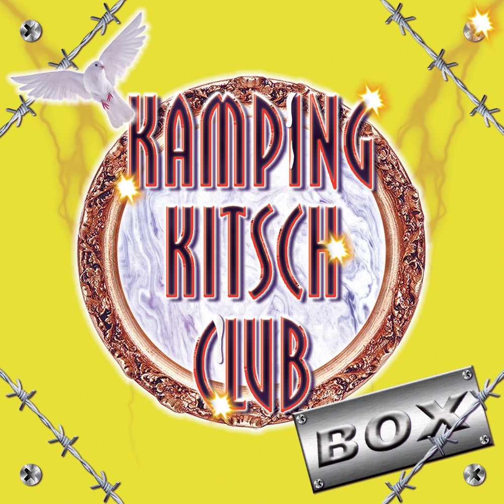 Image of KAMPING KITSCH CLUB BOX (6CD + GRATIS KERSTSCHORTJE)