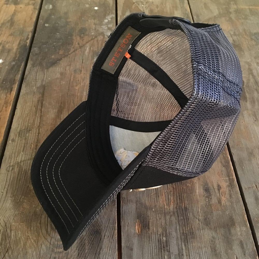"Image of STETSON TRUCKER CAP ""BLITZ"""