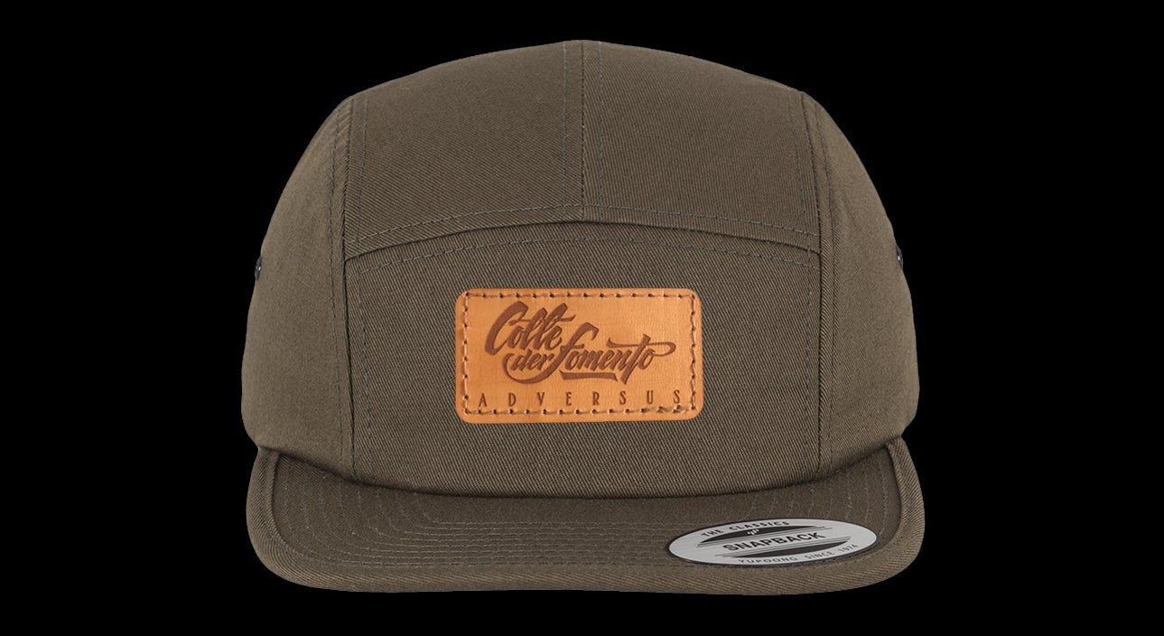 Image of CDF 5-Pannel Cap (LImited Edition)
