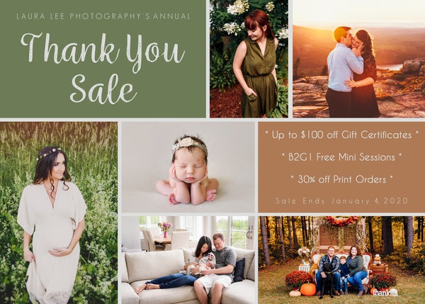 Image of Thank You Sale