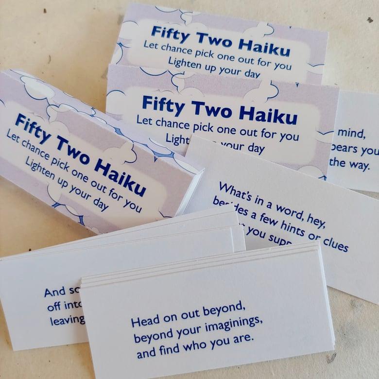 Image of Fifty Two Haiku-series 2