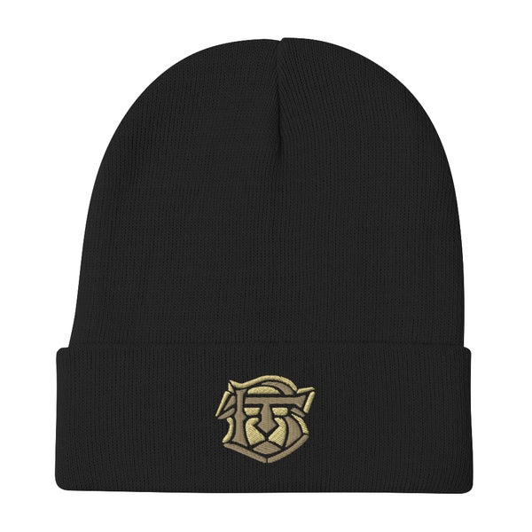 Image of Blind Tiger Beanie: Black