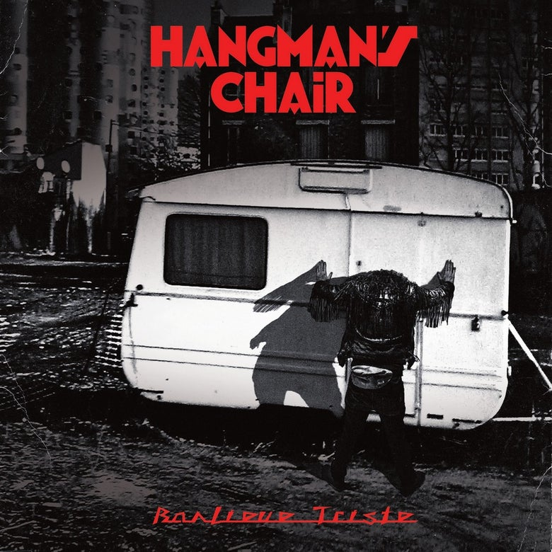Image of Hangman's Chair 'Banlieue triste' 2x12""