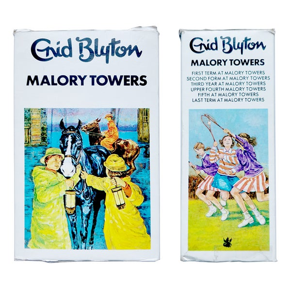 Image of Enid Blyton - Malory Towers 1970s boxed set