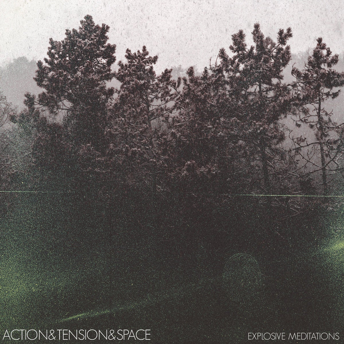 Image of Action & Tension & Space 'Explosive meditations' 12""