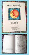 Coloring Book - Art Simply Heals