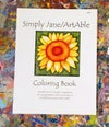 Coloring Book - Simply Jane/ArtAble