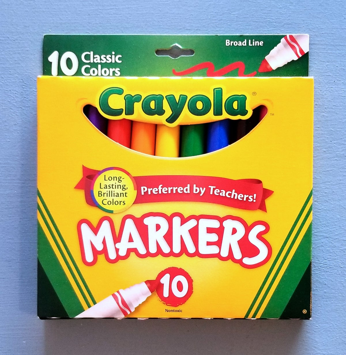 Image of Markers Set (10 pack)