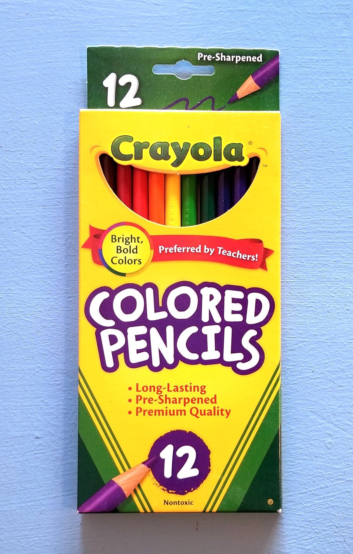 Image of Colored Pencils (12 Pack)
