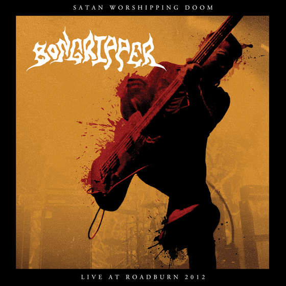 Image of Satan Worshipping Doom Live at Roadburn 2012 CD