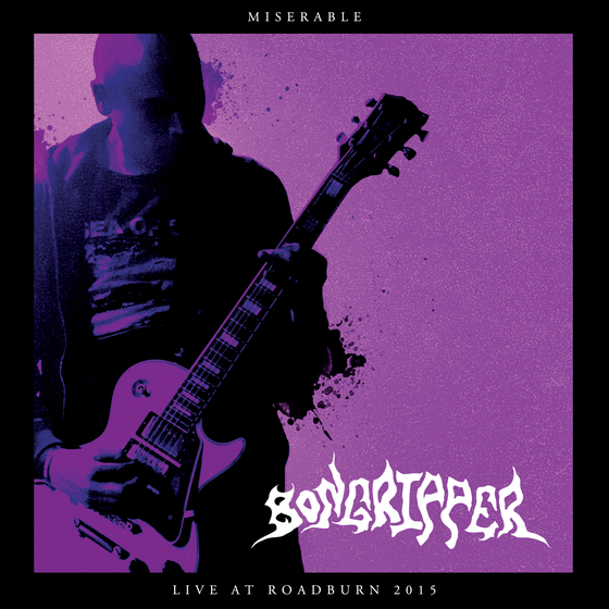 Image of Miserable Live at Roadburn 2015 Audio CD